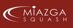 Miazga squach logo - patner Toru kartingowe Elikart M